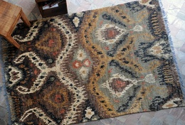 Britanny Hand Knotted Jute Rugs