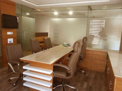 office cabin