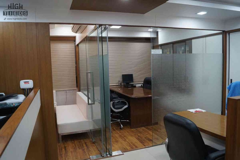 Office Interior Design Idea High Tieds Interior Design Ahmedabad on Modern Office Waiting Room Design