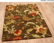 Colorful Hand-tufted Floral Rugs ( RNGHT_2161825 )