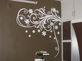 Blooming Flowers Wall Decal ( KC003 )