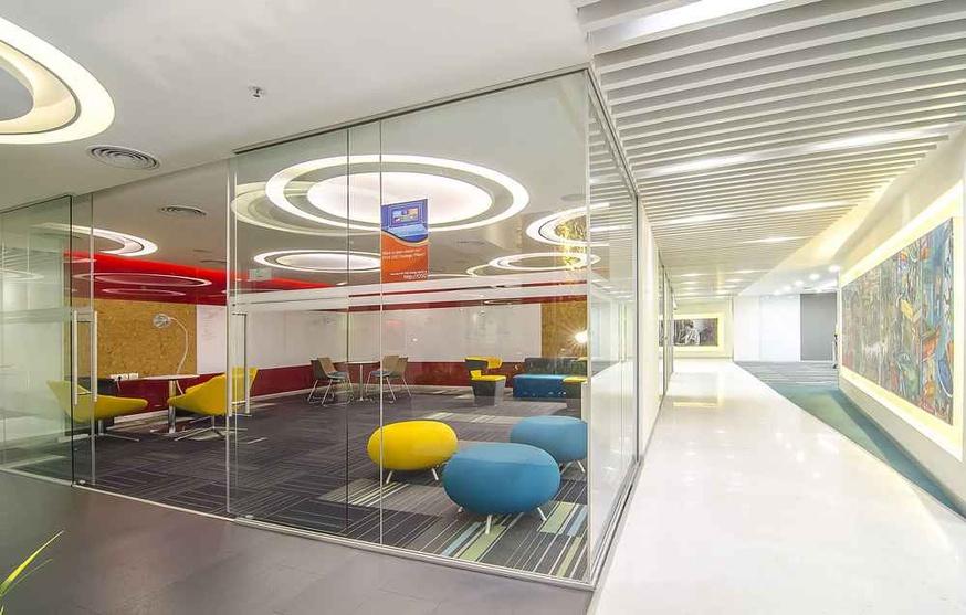 Modern seating lounge design