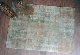 Savile Patchwork Rugs