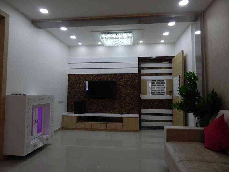 1200 Sq Feet 2bhk Flat By Rucha Trivedi Interior Designer In Surat Gujarat India