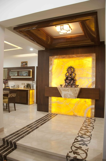 Villa Koncept Ambience By Samanth Gowda Architect In