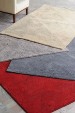 Balta Hand-tufted Textured Wool Rugs