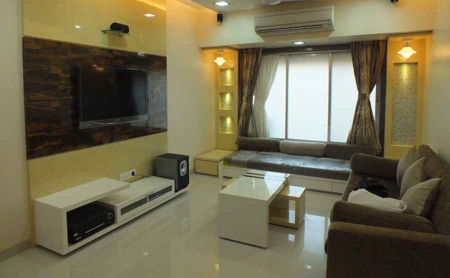 Moon Apartment By Musaddique Shaikh Interior Designer In Mumbai Maharashtra India