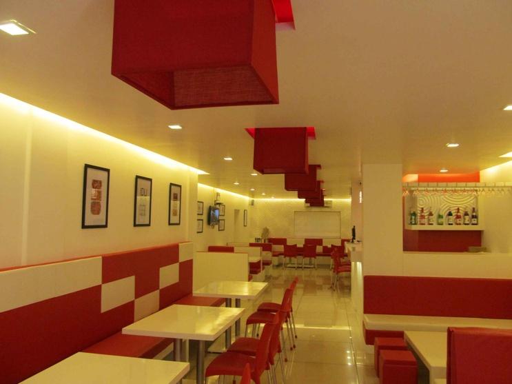 False ceiling design for restaurant integralbook