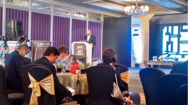 German Architect, J Mayer in ET AD Architecture and Design Summit