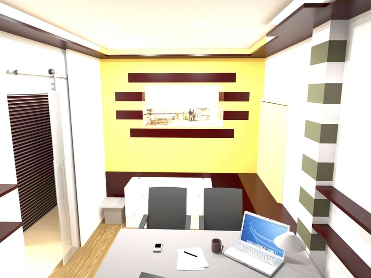 Interior design of office by sushovit ranjitkar interior for Interior house design in nepal