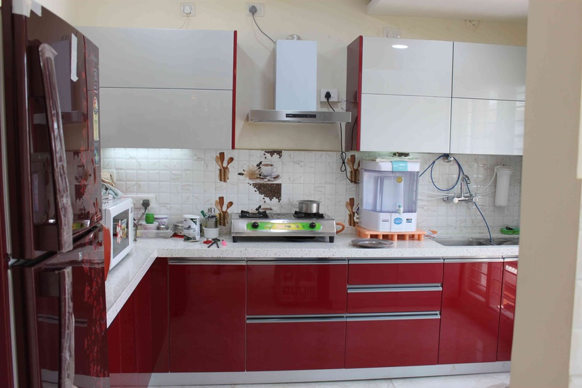 Kitchen Tiles Bangalore jay dafthary residenceheinrich kitchen & interiors bangalore