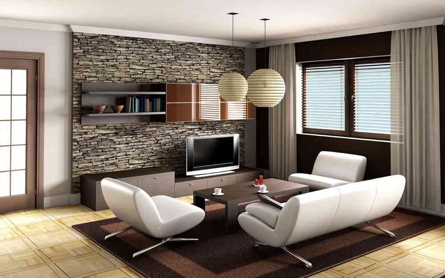 Living Room Interior Decorator In