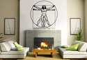 Human Anatomy Wall Decal ( KC039 )