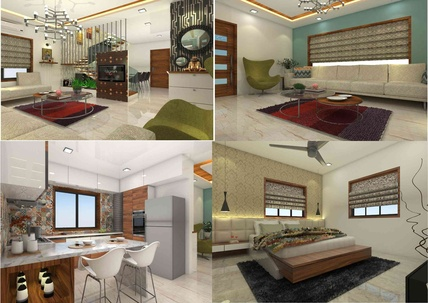 Suma Menon Interior Designer Mumbai Maharashtra India Shrishti Interior Designers And