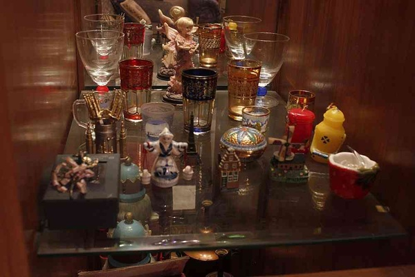 Mr. Singh's collectibles