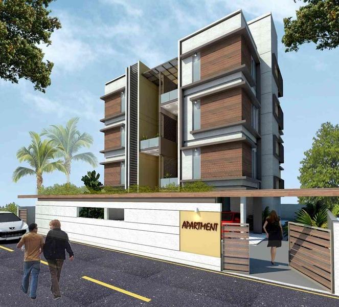 Painting Contractor In Mumbai: Apartment At Kharadi By Mayur Mundada, Architect In Pune