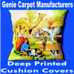 Deep Printed Cushion Covers