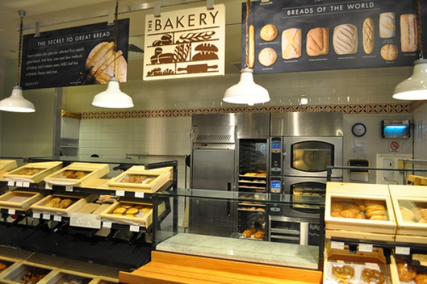 Bakery Interior Design Idea, Source: Thefoodchapter.blogspot.com