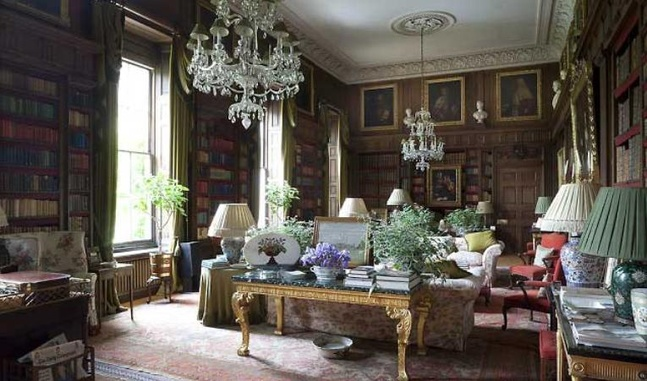 English Country Homes Designs Countryside Home Interiors Styles
