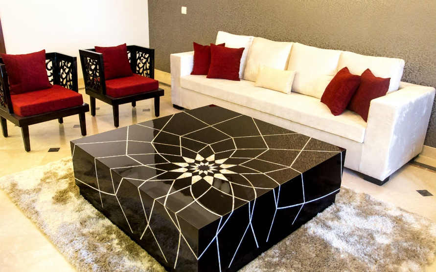 Furniture Design - Center Table