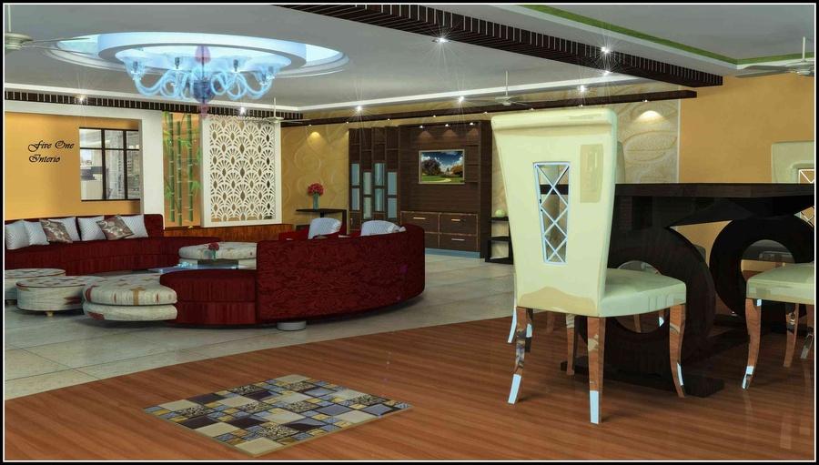 Contemporary Home By Yogita Singh Interior Designer In