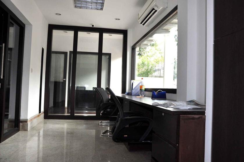 Mahendra buildways pvt ltd gurgaon by horizon design for Home office design ltd