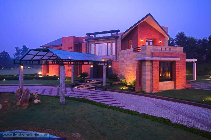 Farmhouse designs india by indian architects farmhouse Architectural designs farmhouse