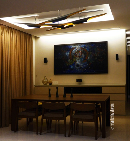 Highend 3BHK At Oberoi Exquisite By Shweta Shah Interior Designer