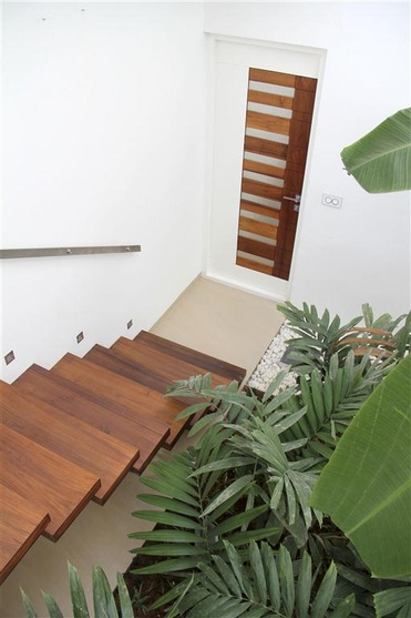 Evolving styles for stairs