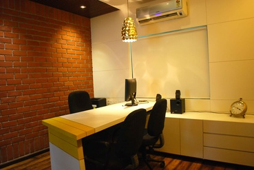 Office cabin design ideas office cabin interior designs - Office cabin interior design images ...