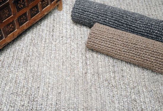 Zanos New Zealand Blended Wool Rug