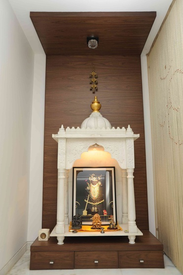 Small Pooja Cabinet Designs House Room Design