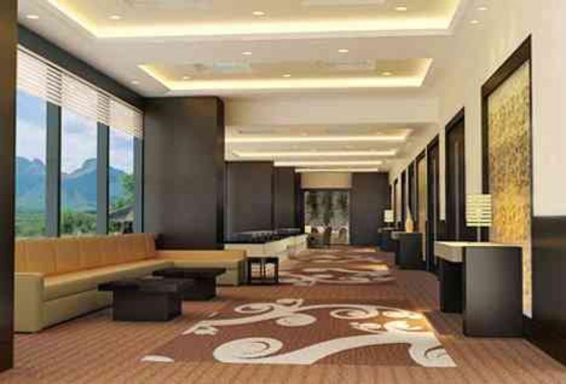 Design Foyer Hyderabad : Bharti corporate office by rajiv mehta interior designer