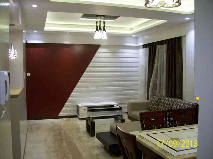 Sample flat by pooja gosavi interior designer in pune for Sample interior designs