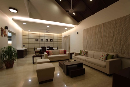 False ceiling design ideas false ceiling interior designs for Comedor waterdog royal house