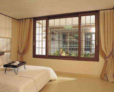 Window design grill photos ideas window grill designs for Timber window design