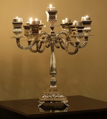Beautiful Candle Stand 7-Arms Buy Online