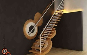 Staircase Ideas, Modern & Traditional Designs