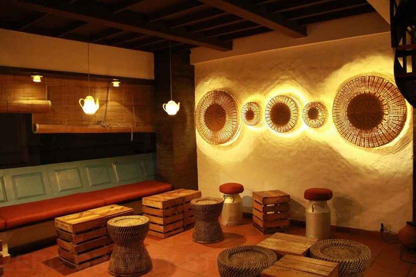 Cafe Shop Interior Design