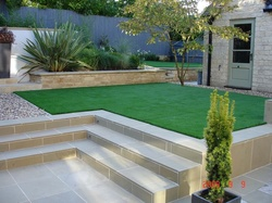 Artificial Grass : UV Protected