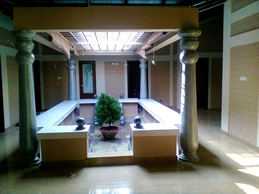 Kerala Style Interior