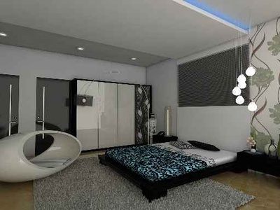 The Modern Luxurious Bedroom Interiors