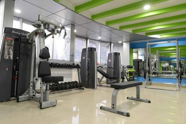 Modern Gym Interiors Designs Commercial Interior Design Ideas