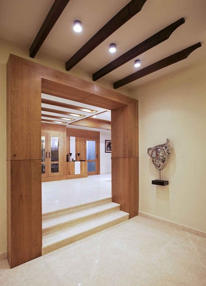Foyer Apartments Bangalore : Mr srinivas residence at bangalore by alex jacob interior