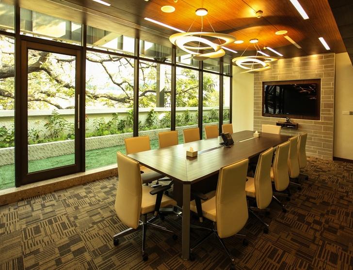 modern conference room design