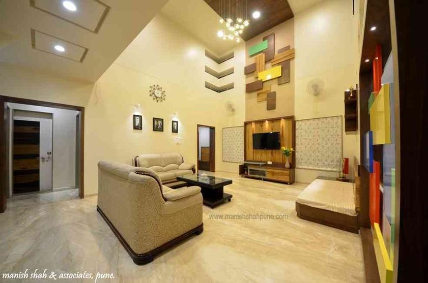 Shah House By Manish Shah Architect In Pune Maharashtra India