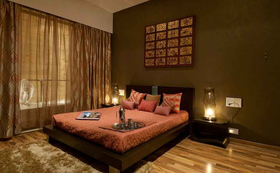 Rna grand 3bhk by shahen mistry interior designer in for Grand bedroom designs