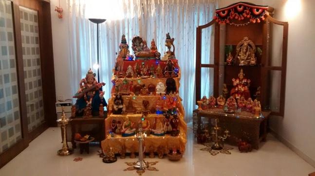 Navratri Home Decoration Ideas Themes D Cor Tips