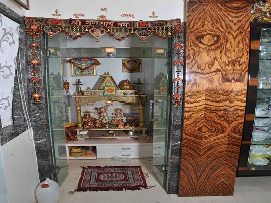 How To Make A Pooja Room How To Set Pooja Ghar In Living Room