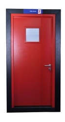 Fire-Rated Metal Doors